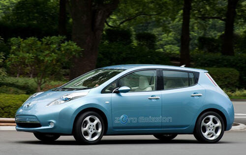 Arizona is Literally Too Hot for the Nissan Leaf
