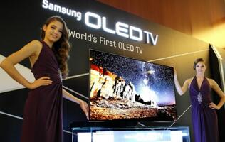 Eleven Charged with Stealing OLED Technology from Samsung