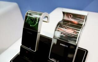 """Flexible"" AMOLED Screens by Samsung Imminent (Update)"