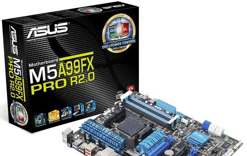 ASUS Announces New Windows 8-Ready, AMD Platform Motherboards
