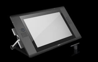 Wacom Set to Launch New 24HD Touch Tablet