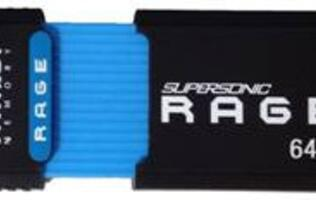 Patriot Memory Launches New Supersonic Rage XT USB 3.0 Drive