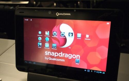 Qualcomm Shows Off New Quad-Core Chipset, Tops Benchmark Charts