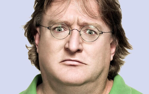 "Valve's Gabe Newell Says ""Windows 8 is a Catastrophe"""