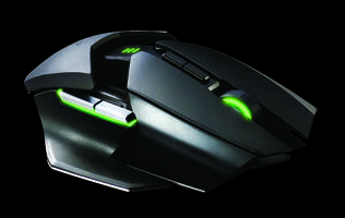 Razer Ouroboros Fully-Customizable Gaming Mouse Unleashed