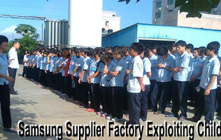 Samsung Investigates Chinese Factory for Child Labor Claims