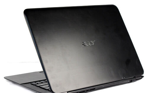 Acer Aspire S5 - Aiming High