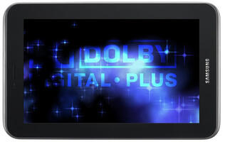 Coming Soon: Dolby Digital Plus on Tablets