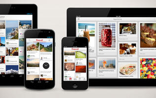 Pinterest Goes Mobile With iOS and Android