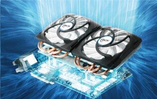 Arctic Accelero Xtreme III VGA Cooler - GeForce GTX 680