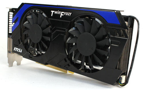 MSI GeForce GTX 660 Ti Twin Frozr IV Power Edition - A New Titan Rises