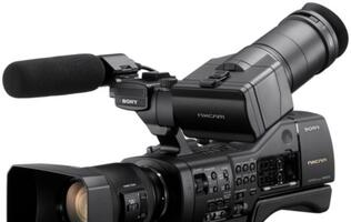 Sony Announces NEX-EA50 Professional Camcorder and Memory Stick PX Series