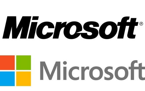 Microsoft Introduces New Corporate Logo