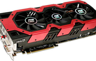 Powercolor Unleashes The Devil 13: Dual-GPU Radeon HD 7990