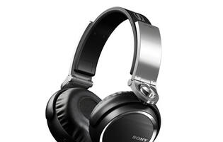 New Headphones from Sony to Deliver Extra Bass