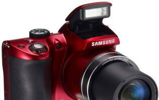 Samsung Launches Its 16.2-Megapixel WB100