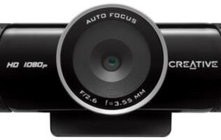 Creative Announces Live! Cam Connect HD 1080 & Sync HD Webcams