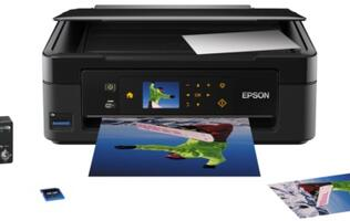 Epson Extends Expression Home AIO Printer Series at Comex 2012