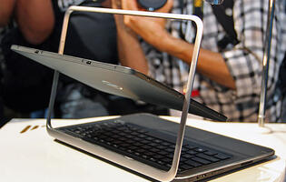 Dell Unveils XPS Duo 12, XPS 10 Tablet/Notebook Hybrids & XPS One 27 AIO PC at IFA 2012