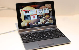 Hands-on: Lenovo IdeaTab S2110, A2109 & A2107 Android 4.0 Tablets