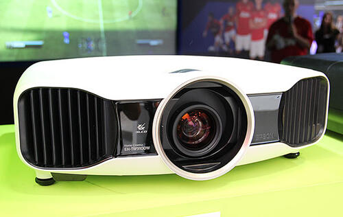 Epson Announces New Home Cinema 3D Projectors at IFA 2012