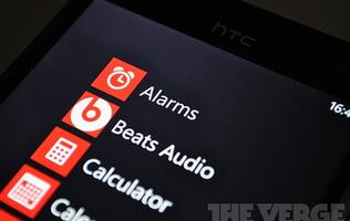 HTC WP8 Devices to Come with Beats Audio