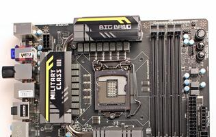 Preview: MSI Big Bang Z77 MPower Motherboard