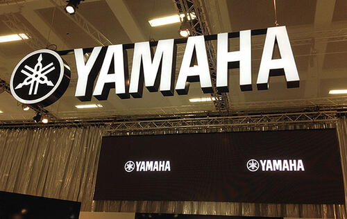 Yamaha Novelties at IFA 2012