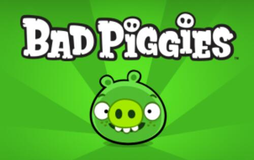 Play as the Pigs in Angry Birds with Rovio's New Game, Bad Piggies