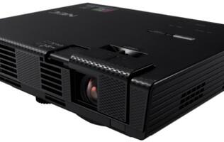 NEC L51W LED Professional Portable Projector Launched