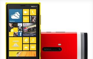 Nokia Announces WP8 Devices, Lumia 920 and Lumia 820