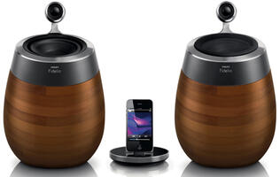 More Audio Products from Philips at IFA 2012