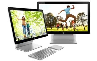 HP Launches Four New Windows 8 AIO PCs, Including its Flagship HP SpectreOne