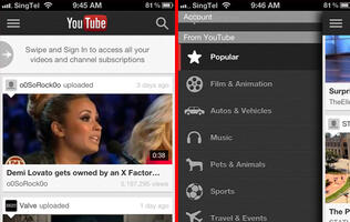 New Standalone YouTube App is Ready for Download