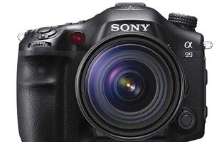 Hands-on: Sony Alpha SLT-A99 24MP Full-frame Camera