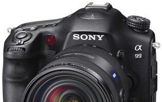 Sony Introduces New Full-frame Alpha SLT-A99