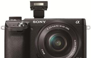Sony NEX-6 Compact System Camera Developed for Photographers
