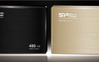 Silicon Power Presents New Slim Series 7mm SSD for Ultrabook