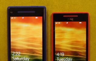 Ushering in the Windows Phone 8X and 8S by HTC (Update)