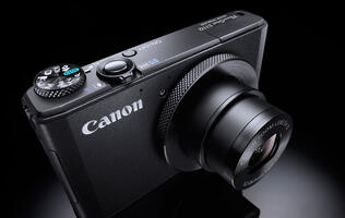 Canon Announces the PowerShot S110 - a S100 with Wi-Fi & Touchscreen, Minus GPS