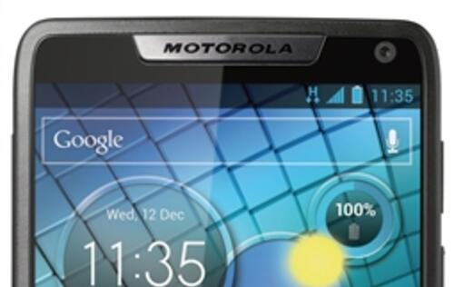 Motorola Unveils Intel-Powered Razr i