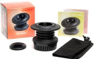 Lensbaby Ignites Creativity with Spark