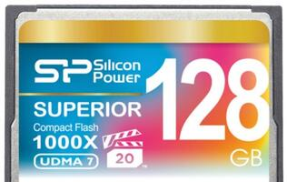 Silicon Power Presents Superior CF 1000X Professional CF Card for Photographers