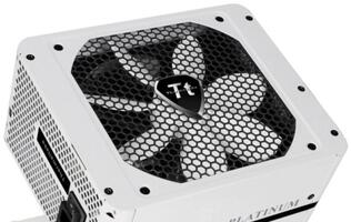Thermaltake Toughpower Grand Platinum Snow PSU Launched