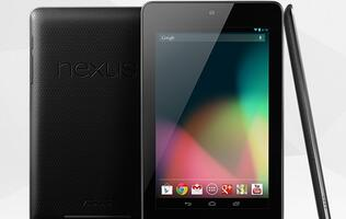 Google Nexus 7 Available in Singapore from 29 Sept for S$399