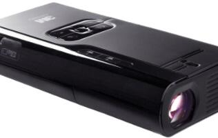 3M's Android-based MP220 Mobile Projector Equipped with ZiiLABS StemCell Processor