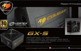 Introducing the Cougar GX-S Series of Eco-Friendly PSUs