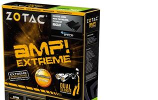 Zotac GeForce GTX 660 Ti AMP! Extreme Edition Launched