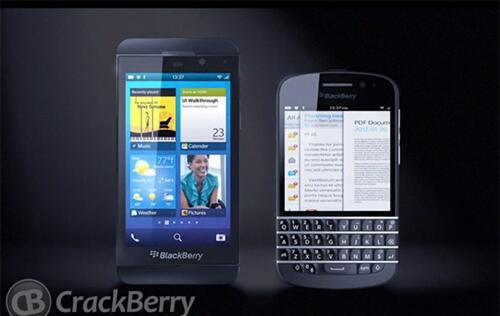 BlackBerry 10 N-Series Leaked