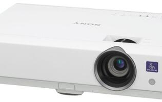Sony Launches VPL-D100 Series of Lightweight, Eco-Friendly Projectors